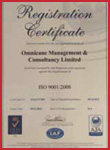 ISO 9001: 2008 Certification